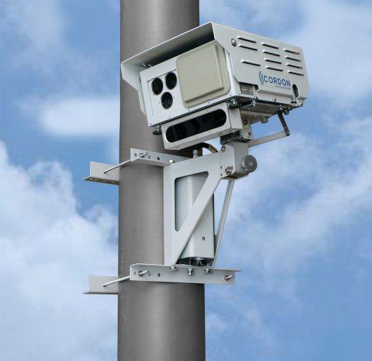 Камера контроля полосы