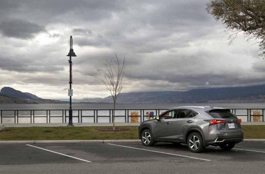 Обзор нового Lexus NX 2018 года