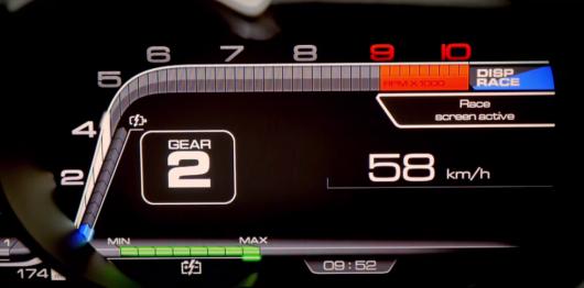 Десять самых крутых автомобильных приборных панелей