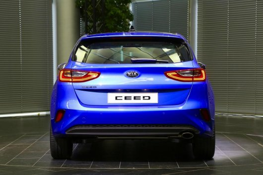 Официально показан новый Kia Ceed 2018 года