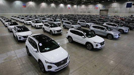 Все что вы хотите знать о новом внедорожнике Hyundai Santa Fe