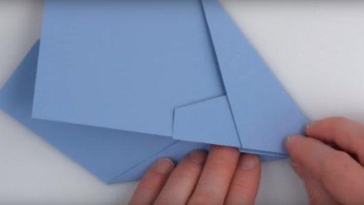 Как сделать самый лучший бумажный самолет