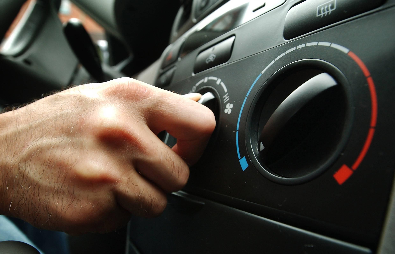 Как сделать климат контроль в машину 10