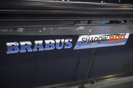 Brabus внезапно сделал невероятно крутую лодку