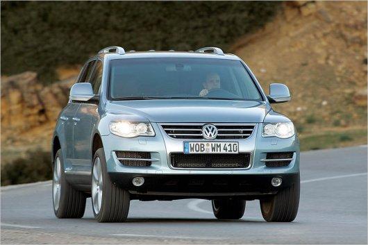 Новые подробности о новом VW Tuareg перед премьерой в конце марта 2018 года