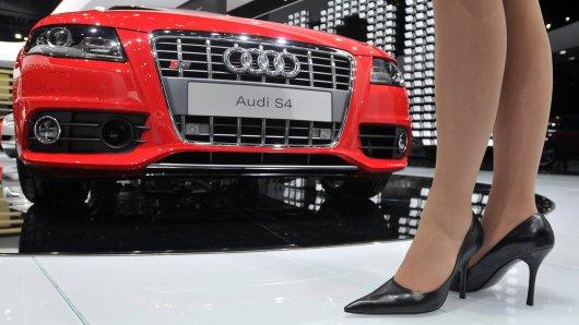Почему на автосалоне в Женеве будет меньше девушек