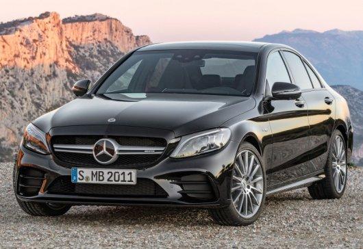 Mercedes-AMG С43 обновился, стал мощнее и еще быстрее