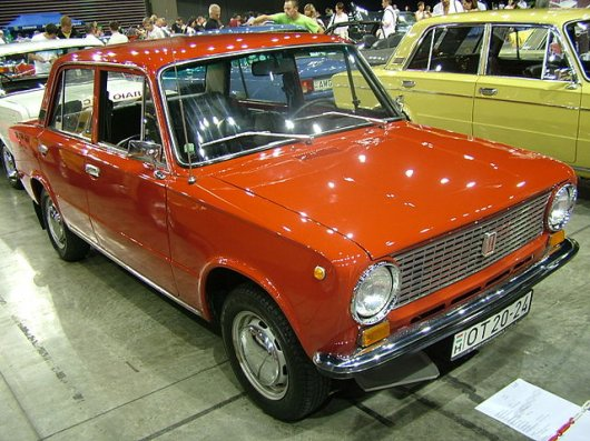 Лучшие 5 российских автомобилей, которые должны были стать хитами на Западе