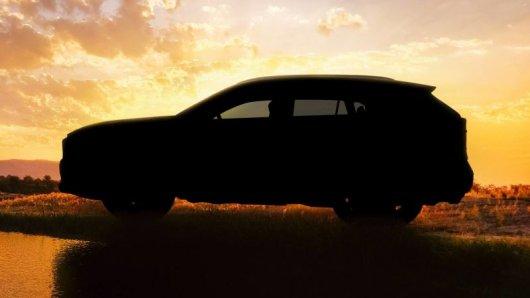 Зачем Toyota выпустила рекламный тизер нового кроссовера RAV4?