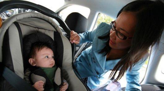 Этот лайфхак может спасти Вашему ребенку жизнь в ДТП