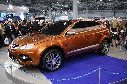 Вот какие новые автомобили Лада выйдут до 2026 года