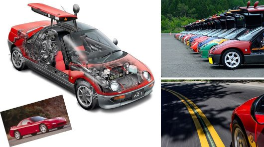 Вот самые безумные концепты Mazda родом из прошлого