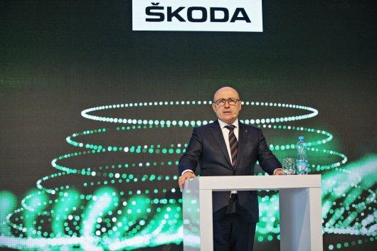 Skoda запустит 19 новых автомобилей в ближайшие два года