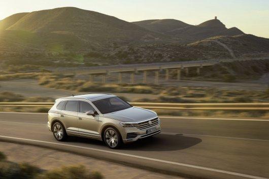 Все подробности, которые вы хотите знать о новом Volkswagen Touareg