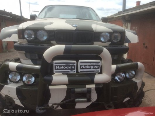 Знакомьтесь: BMW 766i Valkyrie 4 × 4