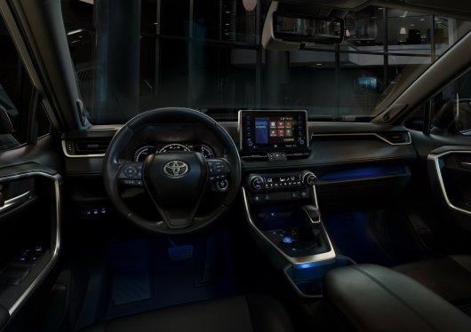 Новая 2019 Toyota RAV4 официально представлена