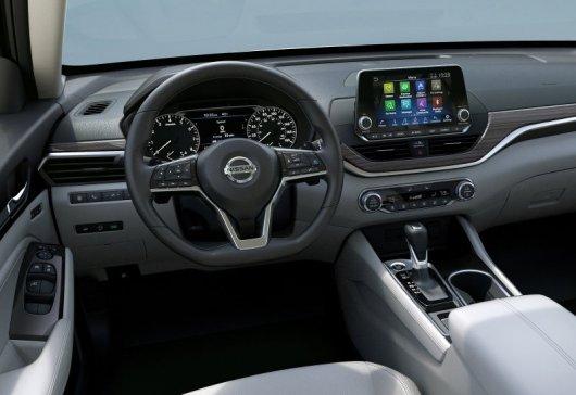 2019 Nissan Teana получил новый двигатель с переменным сжатием