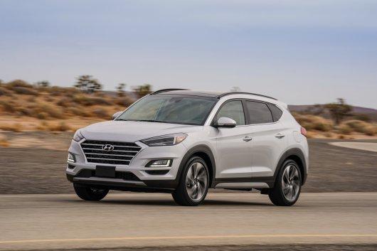 Все что вы хотите знать о рестайлинговом 2019 Hyundai Tucson