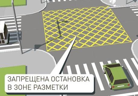 Картинки по запросу вафельная разметка на дороге