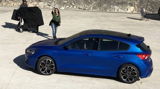 Ford показал официальный тизер перед премьерой нового Focus