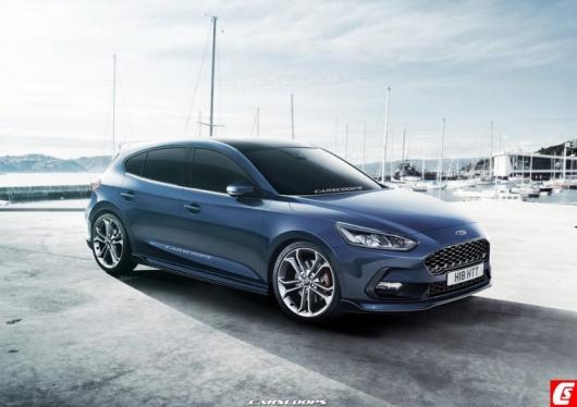 2019 Ford Focus: характеристики, слухи, утечки, официальная информация