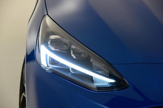 Представлен новый 2018 Форд Фокус: Технические данные и фото 4-го поколения