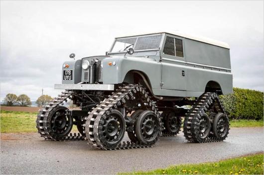 Автомобили для Апокалипсиса