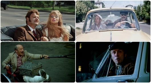 Тест: Угадай отечественные фильмы по автомобилям