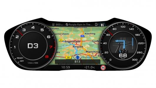 Какой новый автомобиль сегодня имеет лучшую приборную панель?