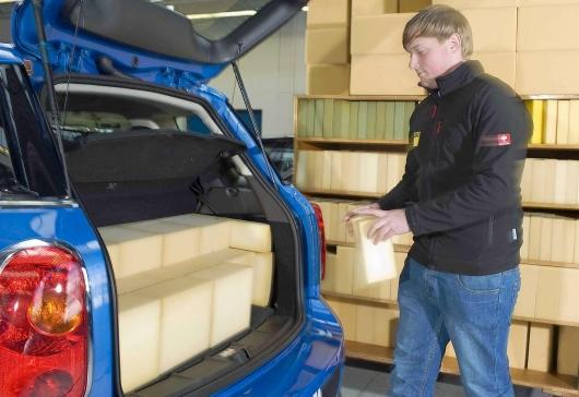Почему багажник автомобиля измеряется в литрах