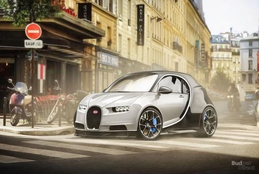 Rolls-Royce размером с Оку и другие премиальные модели