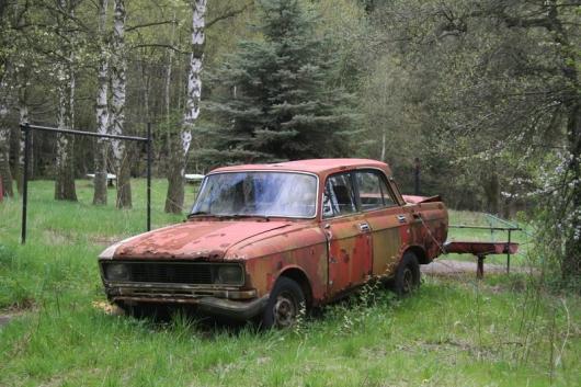 Ржавые машины – опасны: Разъясняем почему