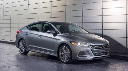 2018 Hyundai Elantra Плюсы и Минусы