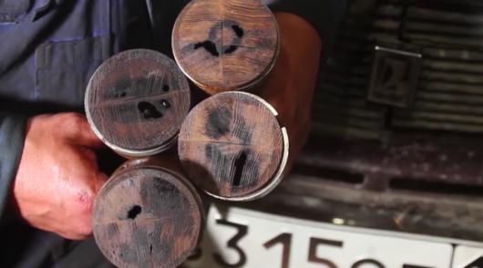 Установка деревянных поршней на ВАЗ'овскую «шестерку»