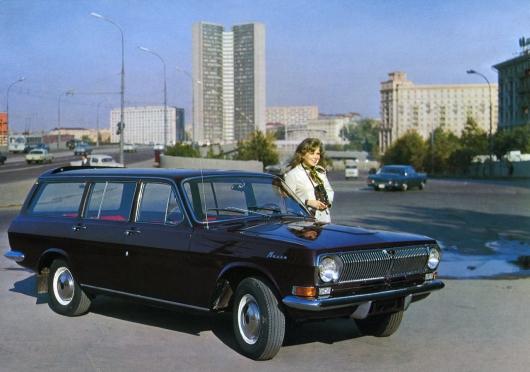 Викторина: Угадай где отечественный автомобиль?