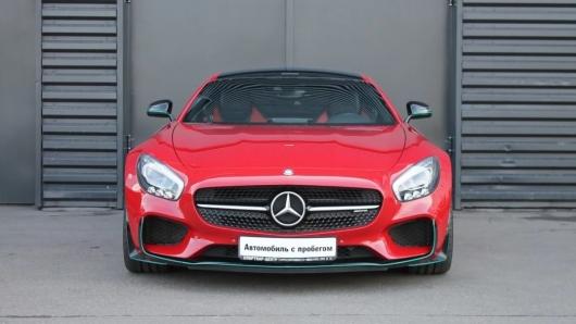 Этот безумный срок автокредита на подержанный Mercedes-AMG доказывает, что даже богатые люди могут ошибаться в математике