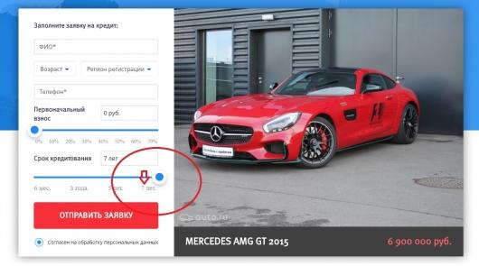 Столь безумный срок автокредита на подержанный Mercedes-AMG доказывает, что даже богатые люди могут ошибаться в математических расчетах