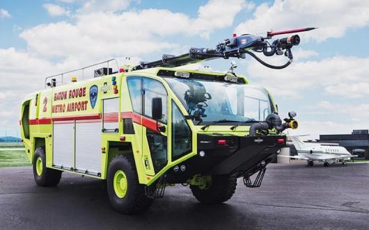 Лучшие пожарные автомобили со всего мира