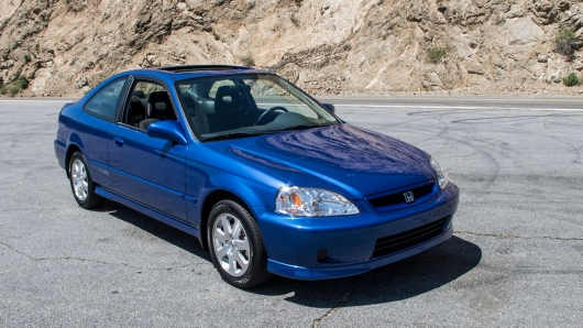 Honda Civic 1999 года, что мы потеряли: Ретротест-драйв