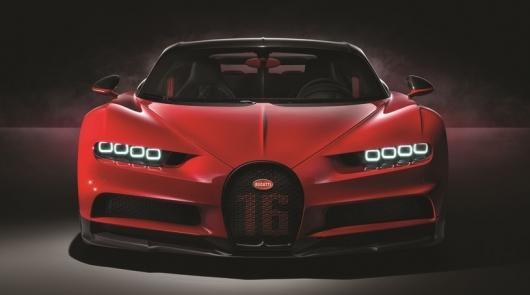 Bugatti Chiron Sport: как он стал еще лучше?