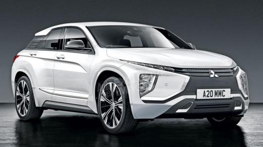 Mitsubishi Lancer станет кроссовером