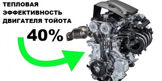 Экспериментальный двигатель, который использует бензин и дизельное топливо