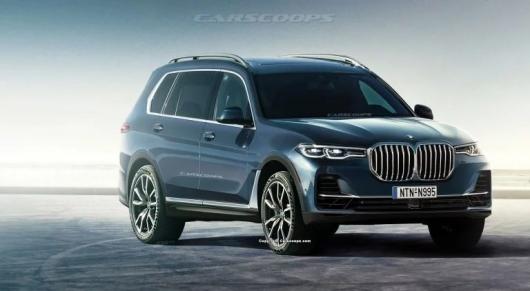 Знакомимся с BMW X7: Все подробности о новинке на сегодня