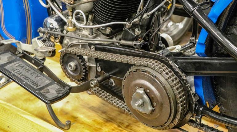 устройство и принцип действия мотоцикла