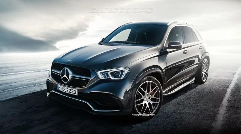 Mercedes GLE 2019 года | новый, дата выхода в продажу, цена в 2019 году