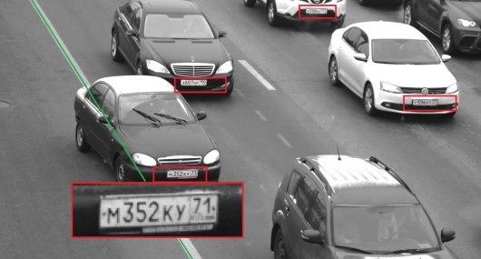 Законны ли номерные знаки автомобиля без флага