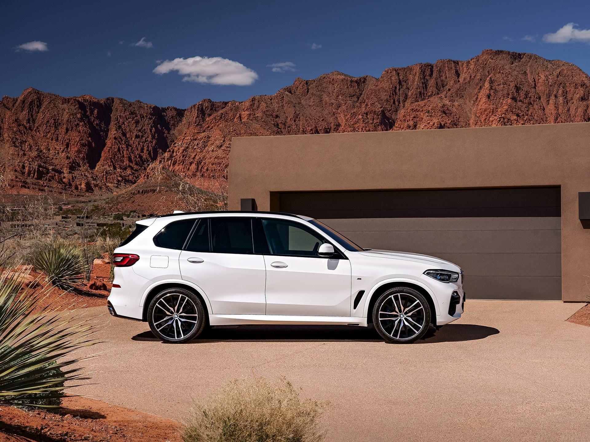 Bmw X5 Third Row >> BMW X5 G05 (2018): первая информация, фотографии и видео