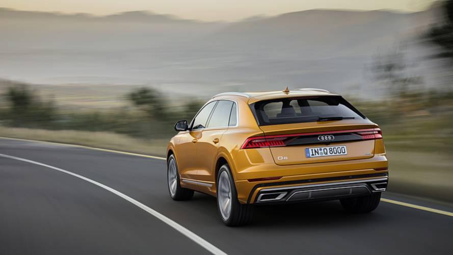 2019 Audi Q8: Первый тест-драйв и обзор для России