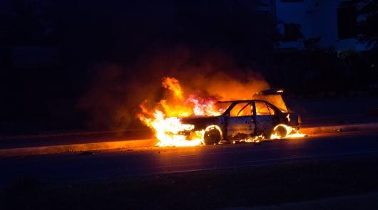 Выявлены случаи самовозгорания Kia и Hyundai (Пока только в США)
