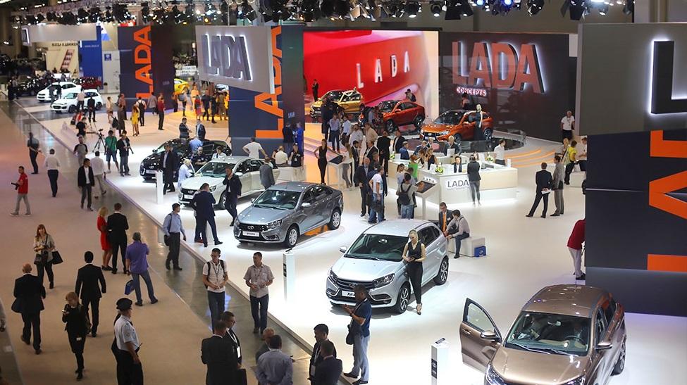 Вот какие модели ЛАДА официально будут представлены на Московском автосалоне d43308a2698